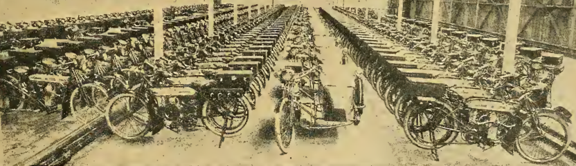 1916 DOUGLAS LINEUP