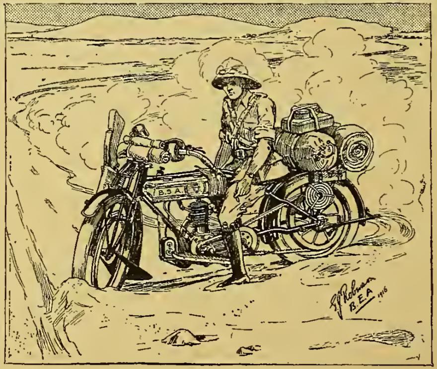 1916 DRBIKE SAND