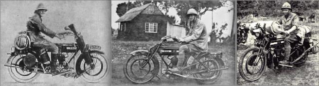 1916 EAST AFRICA BEEZAS
