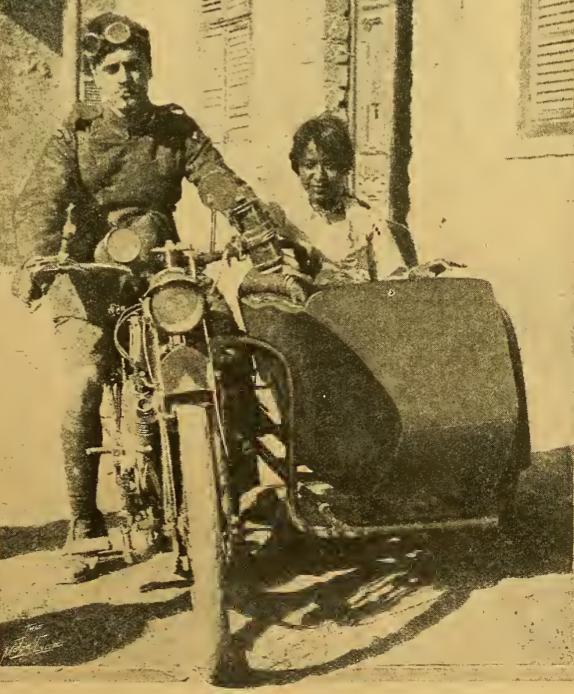 1916 EGYPT P&M