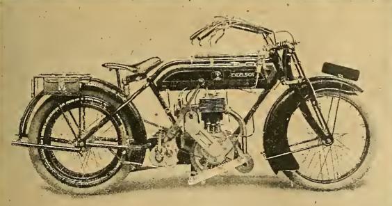 1916 EXCELSIOR 650