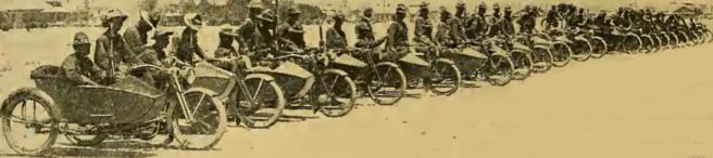 1916 GASOLENE CAVALRY