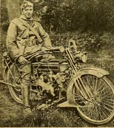 1916 GEORGE RFC