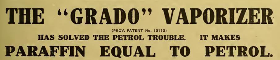 1916 GRADO ATOMISER