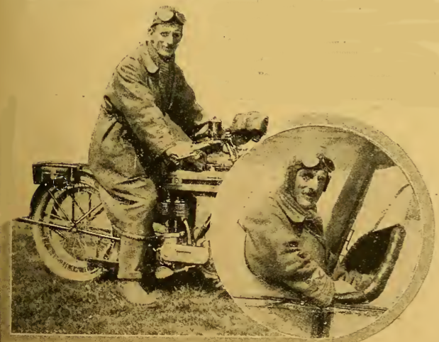 1916 HART DAVIS RFC