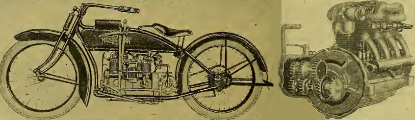 1916 HENDERSON