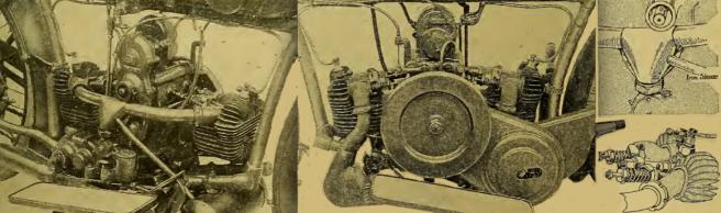1916 HUMBER TWIN
