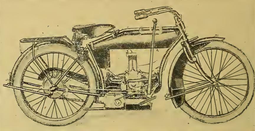 1916 INDIAN FLATWIN