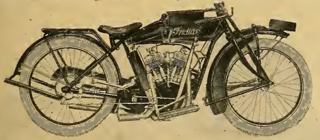 1916 INDIAN POWERPLUS