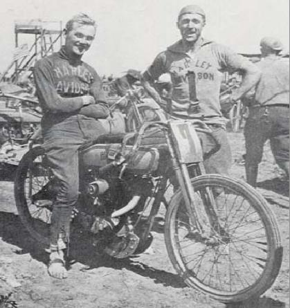 1916 JANKE 300 MILES