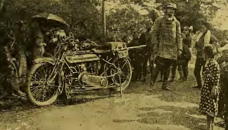 1916 JAPAN BROUGH