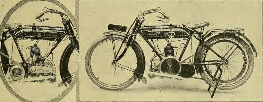 1916 JUNO 2STROKE