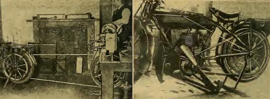 1916 LATHEY DRIVER