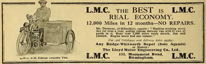 1916 LMC COMBO AD