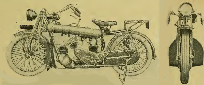 1916 MATCHLESS FLATTIE