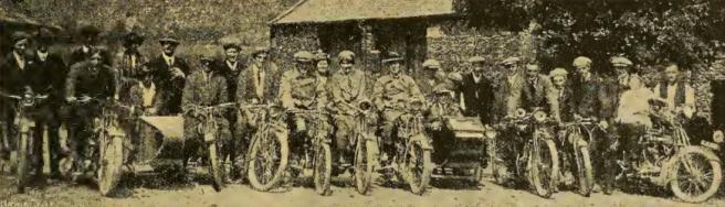 1916 MUNITION LAKES 2