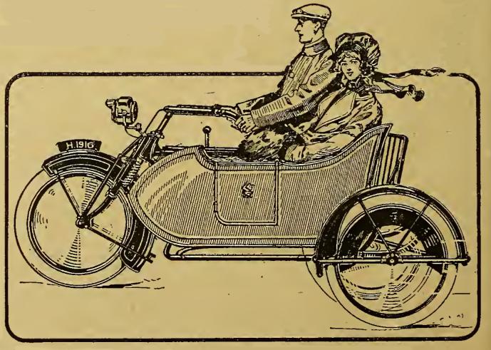 1916 NEW HUDSON AD AW