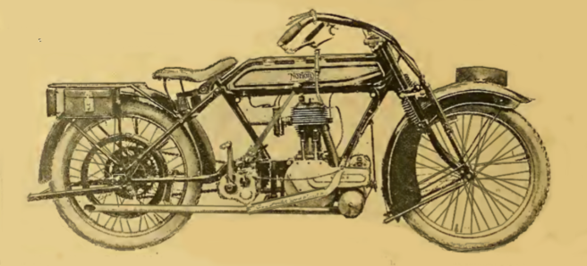 1916 NORTON BIG4