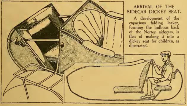 1916 NORTON DICKEY