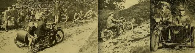 1916 NOTTS HILLCLIMB