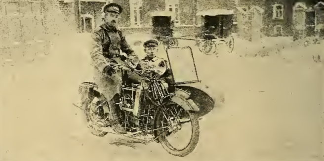1916 OBOUKHOFF