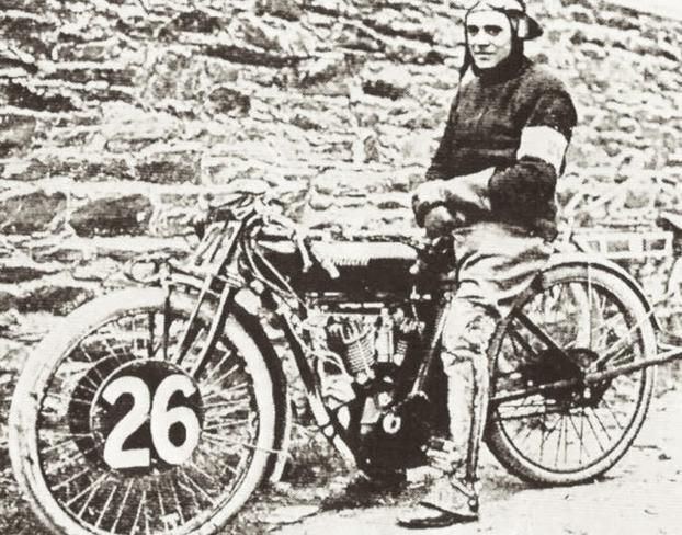 1916 OC GODFREY
