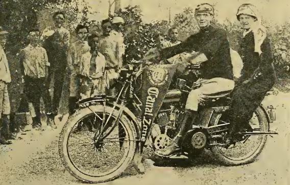 1916 PANAMA