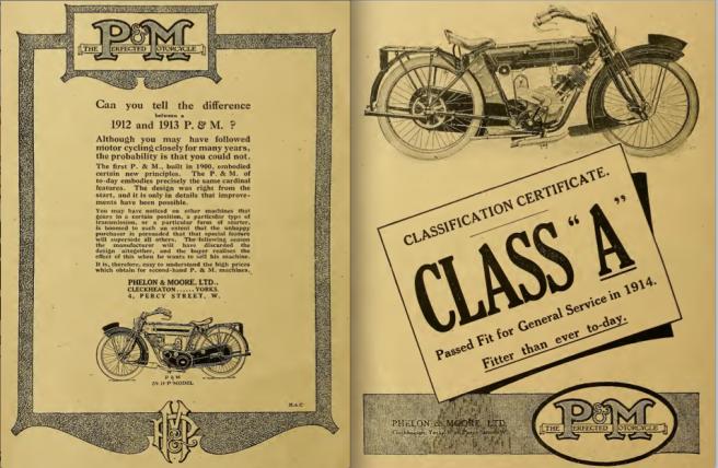1916 P&M ADS