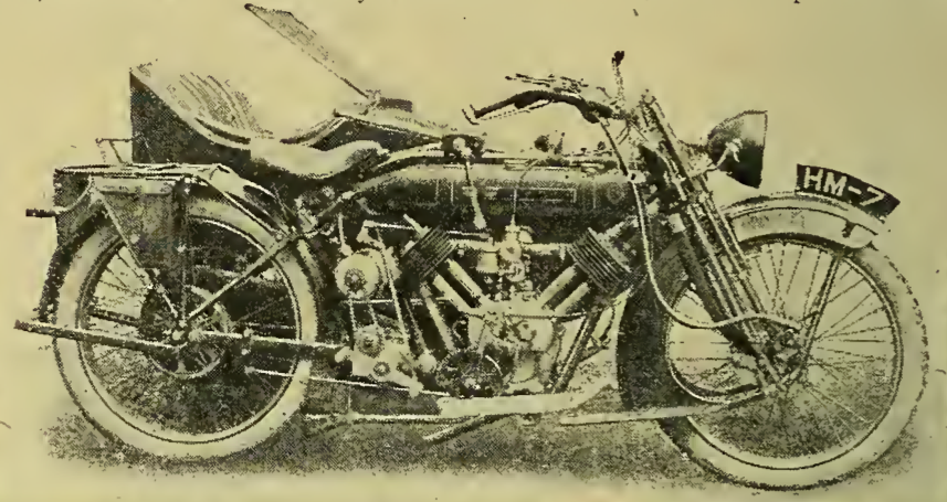 1916 P&M TWIN TEST 1