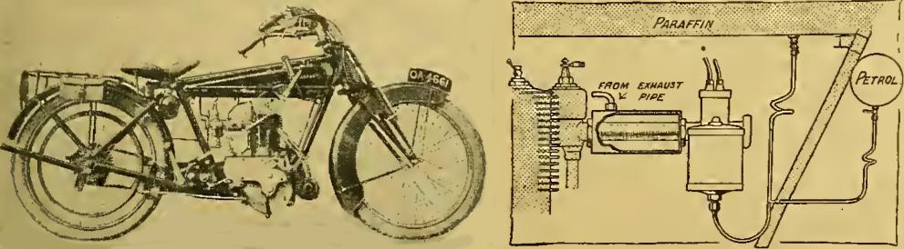 1916 QUADRANT PARAFFIN
