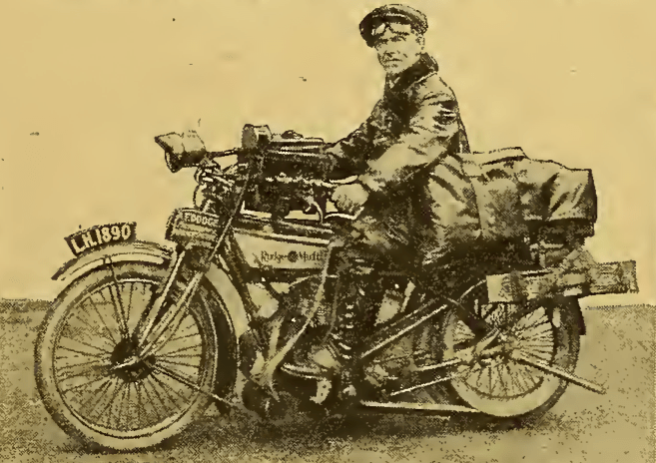1916 RUDGE MULTI