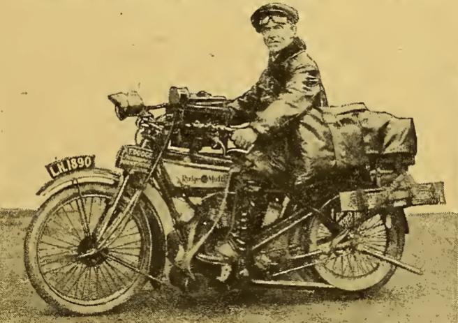 1916 RUDGE MULTI