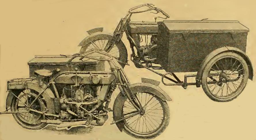 1916 RUSSKI COMBOS