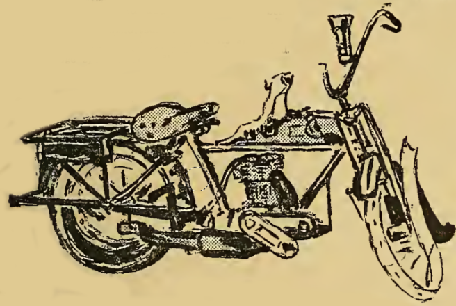 1916 SHRAPNEL TRIUMPH