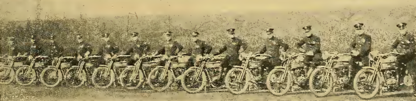 1916 SPEED COPS