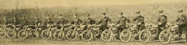 1916 SPEED COPS