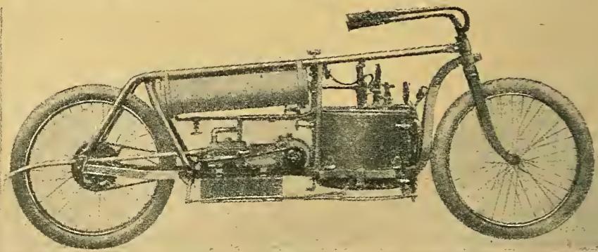 1916 STEAMBIKE