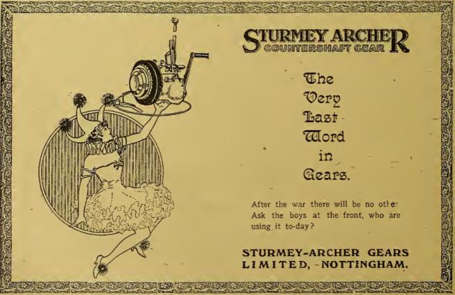 1916 STURMEY AD