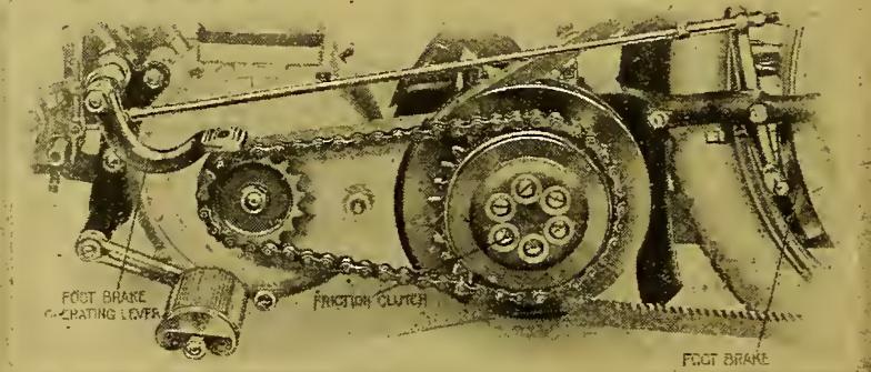 1916 TRIUMPH 4HP 2