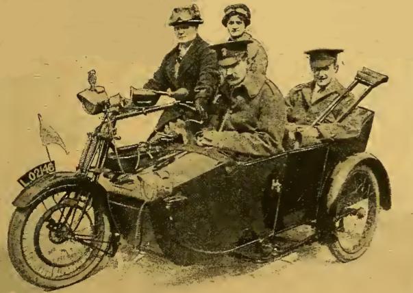 1916 VETS IN COMBO