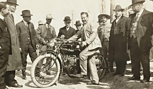 1916 VILLA INDIAN