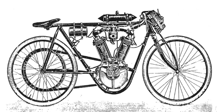 1917 12HP PEUGEOT