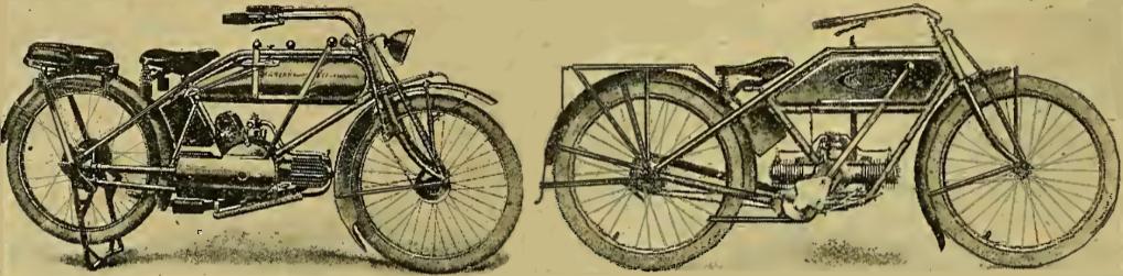 1917 2 US FLATS
