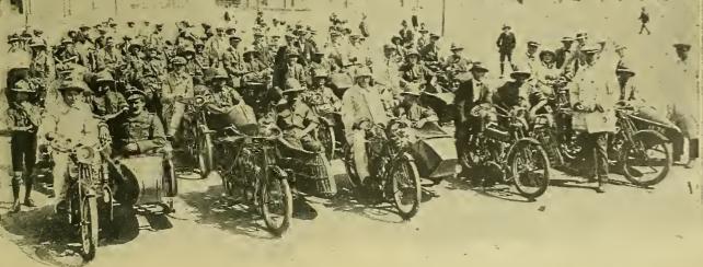 1917 SA VETRANS RUN