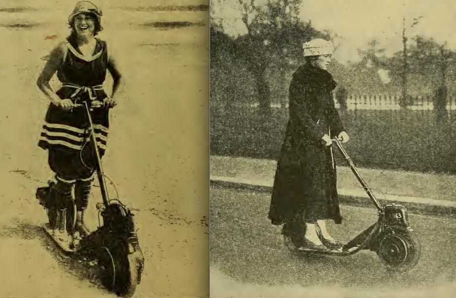 1917 AUTOPEDETTES