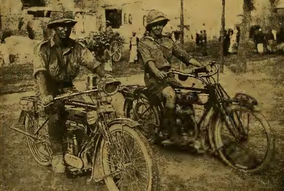 1917 BAGHDAD