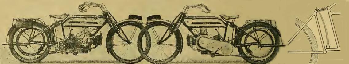 1917 BROUGH SPRINGER
