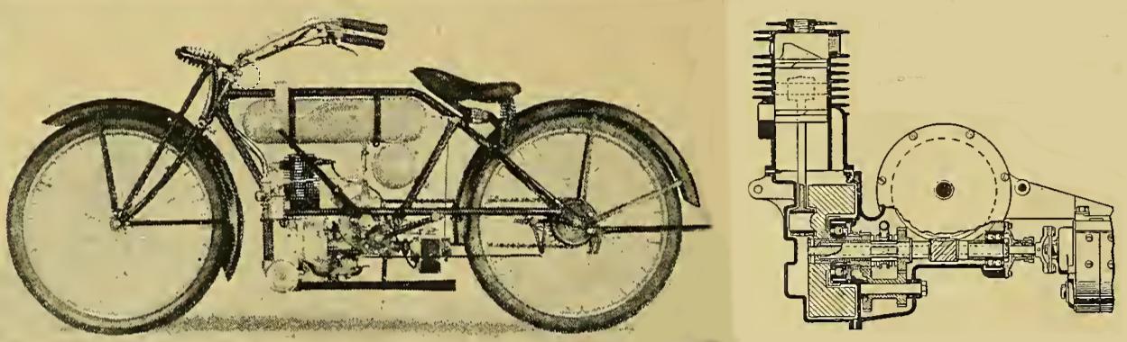 1917 CLEVELAND
