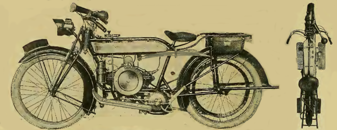1917 DOUGLAS SPRINGER