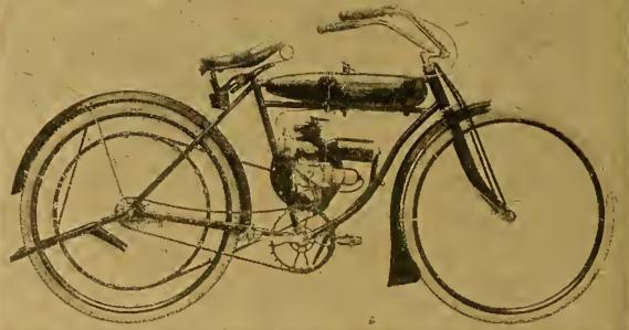 1917 EVANS